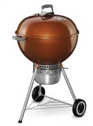 ORIGINAL KETTLE™ PREMIUM CHARCOAL GRILL - 22 INCH COPPER Product Image