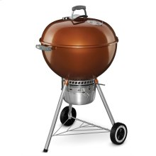 ORIGINAL KETTLE™ PREMIUM CHARCOAL GRILL - 22 INCH COPPER