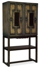 Dining Room Crafted Bar Cabinet Product Image