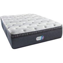 BeautyRest - Platinum - Haddock Meadow - Plush - Pillow Top - Queen