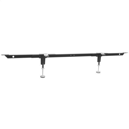 """EZ-Lift EL2-18 Triple Center Bed Support System with (6) 17"""" Height Adjustable Glides, Full - King"""