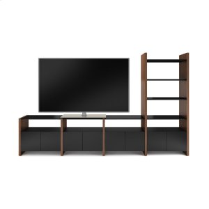 Bdi Furniture5454 Gh in Chocolate Stained Walnut Black