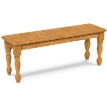 47'' Farmhouse Bench Product Image