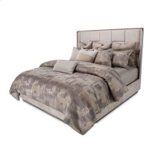 Cal King Multi-panel Bed (3 Pc)