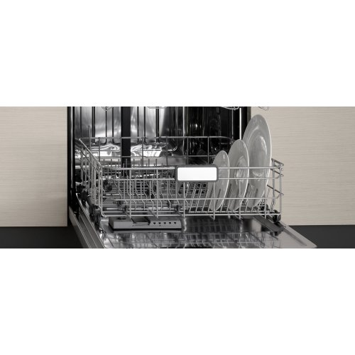 24 Panel Installed Dishwasher 16 settings 45dB Stainless Steel