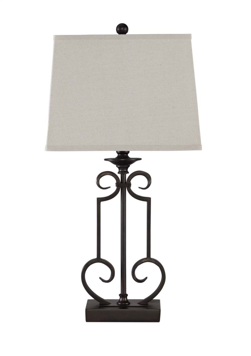 table ashley ca mecohhnslgis orange metal products lamp furniture cn by in
