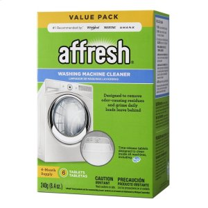 affresh® Washing Machine Cleaner -