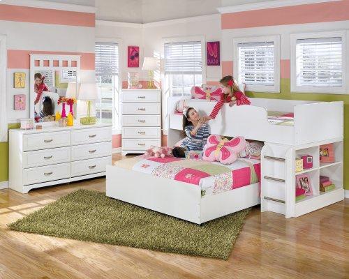 RED HOT BUY- BE HAPPY! Bedroom Mirror