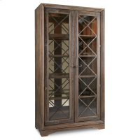 Dining Room Sattler Display Cabinet Product Image