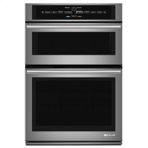 "Jenn-AirEuro-Style 30"" Microwave/Wall Oven with V2 Vertical Dual-Fan Convection System Stainless Steel"