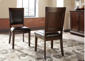 Shadyn - Brown Set Of 2 Dining Room Chairs