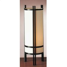 JAPANESE STYLE TABLE LAMP, 24""