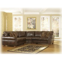 Ashley 21300 DuraBlend® - Antique Living room set Houston Texas USA Aztec Furniture