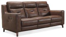 Living Room Lachlan Power Leather Headrest Sofa