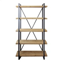 Lex 5 Level Shelf Natural