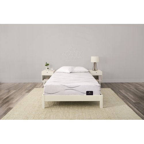 Perfect Sleeper - Elite Foam - Carriage Hill II - Plush - Twin