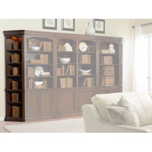 Hooker FurnitureHome Office Cherry Creek Wall End Unit L/R