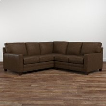 American Casual Ladson Small L-Shaped Sectional