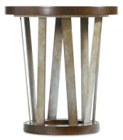 Living Room Lorimer Round End Table