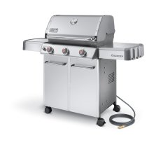 GENESIS® S-310™ NATURAL GAS GRILL -STAINLESS STEEL