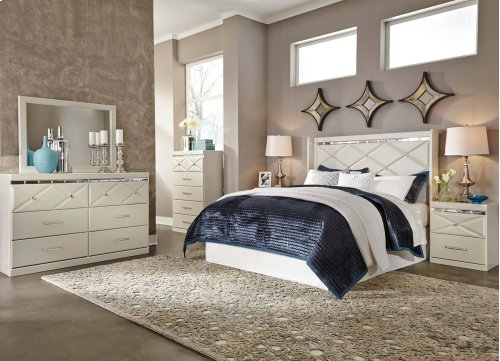 Dreamur - Champagne 2 Piece Bedroom Set