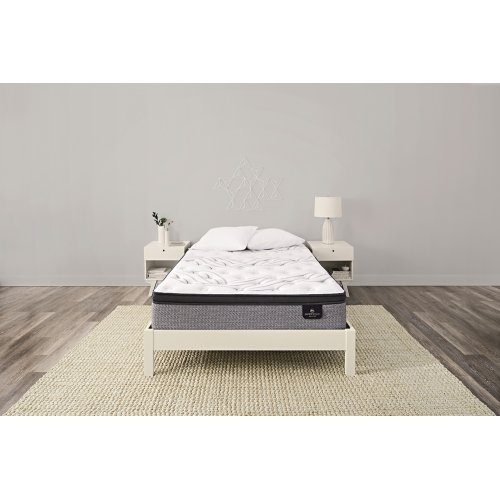 Perfect Sleeper - Select - Thistlepark II - Plush - Pillow Top - CalKing
