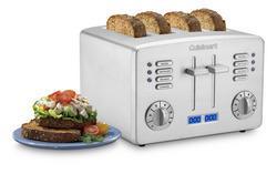 Countdown Metal 4-Slice Toaster
