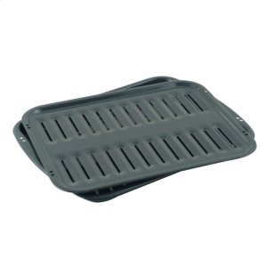 WhirlpoolPremium Broiler Pan and Roasting Rack