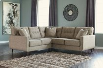 Dahra - Jute 2 Piece Sectional Product Image
