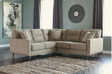Dahra - Jute 2 Piece Sectional