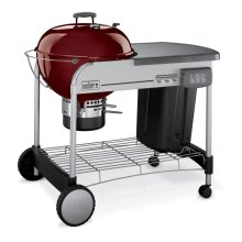 Performer Charcoal Grill (Brick Red)
