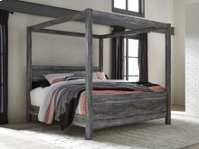 Baystorm - Gray 3 Piece Bed Set (King)