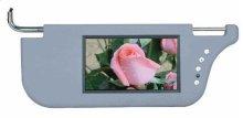 "7.8"" TFT LCD Sun Visor Monitor"
