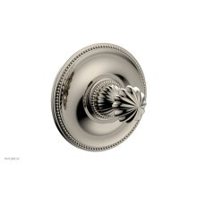 GEORGIAN & BARCELONA Pressure Balance Shower Plate & Handle Trim PB3361TO - Polished Nickel