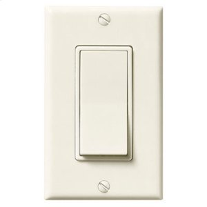 BroanSingle-Function Control, Ivory, 20 amps., 120V