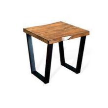 Chapel Hill Live Edge End Table