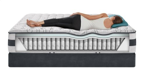 iComfort Hybrid - Expertise - Cushion Firm - King