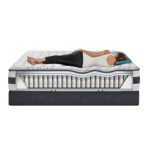 iComfort Hybrid - Expertise - Cushion Firm - Full