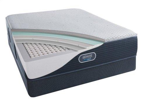 BeautyRest - Silver Hybrid - Cascade Mist - Tight Top - Firm - King