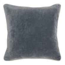 SLD Heirloom Velvet Stone Gray 18x18