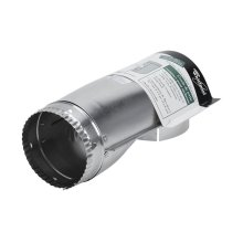 Dryer Exhaust Wall Elbow