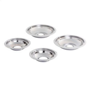 MaytagRound Electric Range Burner Drip Bowls