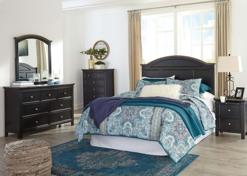 Froshburg - Two-tone 2 Piece Bedroom Set