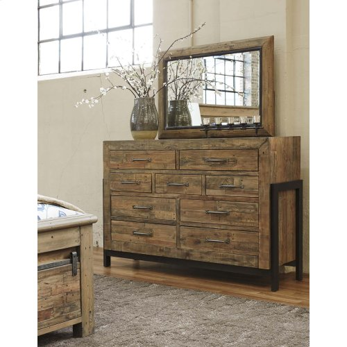 Sommerford - Brown 2 Piece Bedroom Set