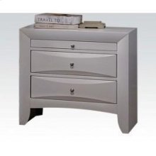 Ireland White Nightstand