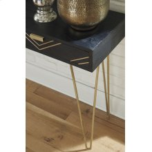 Console Table w/Mirror (2/CN)
