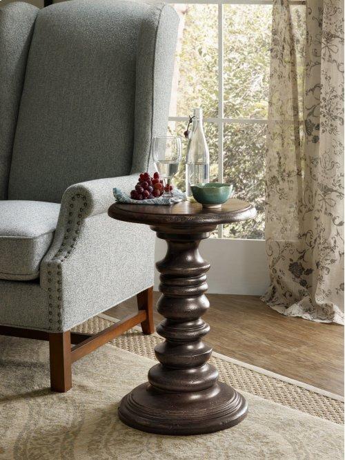 Living Room Auberose Accent Martini Table