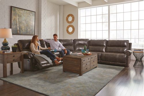 Dak - Antique 7 Piece Sectional