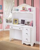 Bedroom Desk Hutch Product Image