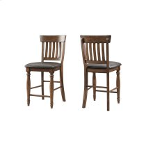 Kingston Slat Back Counter Stool Product Image